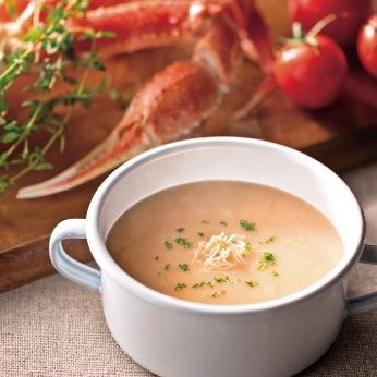 オーシャンテール北海道海鮮スープ
