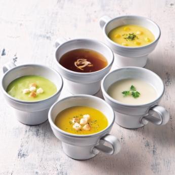 オーシャンテール北海道野菜スープ
