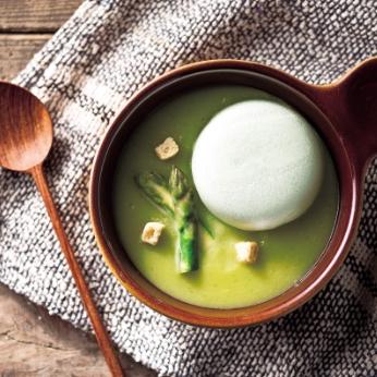 オーシャンテール北海道野菜スープ最中
