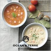 OCEAN&TERRE KIWAMIスープ