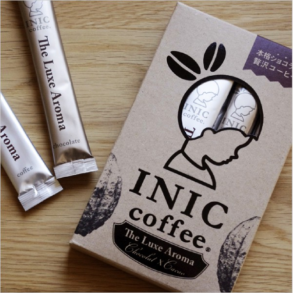 INIC coffee-イニック・コーヒー-TheLuxeAroma 6CUPS