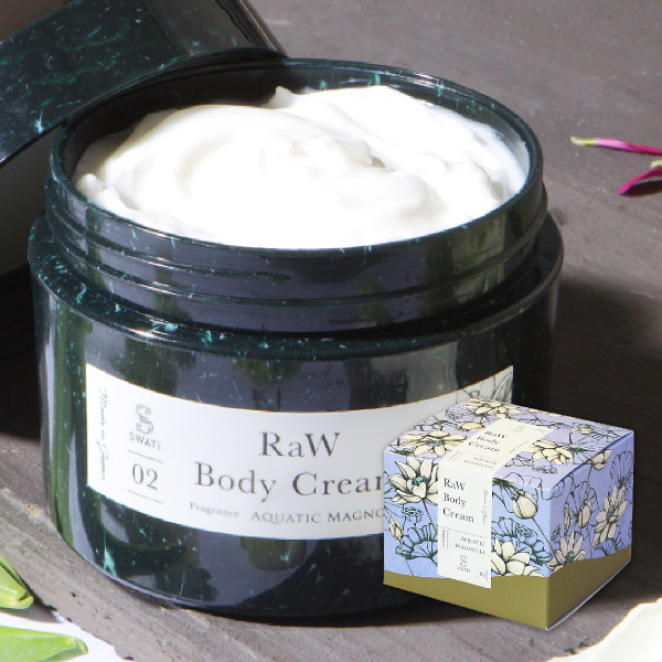 RaW Body Cream(Aquatic Magnolia)|SWATi <スワティ>
